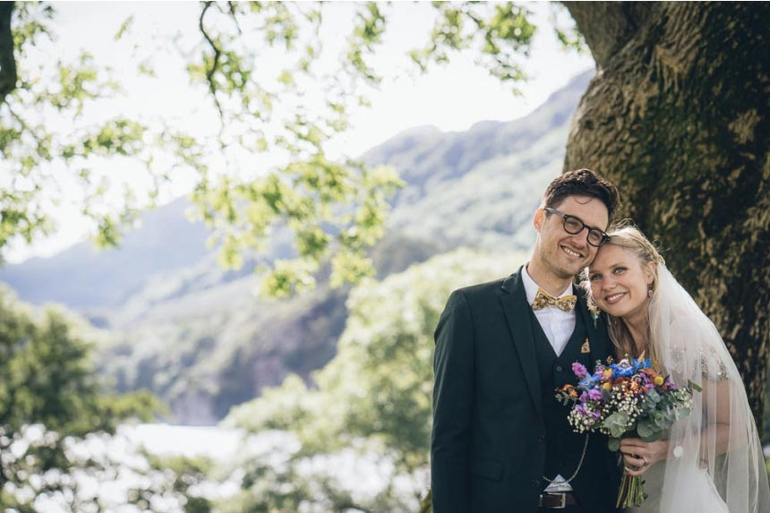 Becky and Gareth